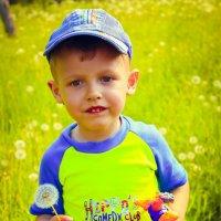 Лето-любимая пора детей :: Юлия Доронина