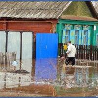 Вешние воды.. :: Андрей Заломленков