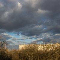 апрельское небо :: Дина Горбачева