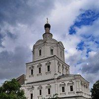 Храм в Андронеевском маностыре. :: Борис Александрович Яковлев