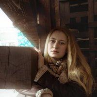 Люба :: Светлана Саяпина