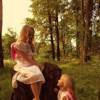 Сестры :: Светлана Мизик