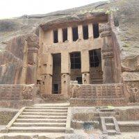 Пещерный храм Национальный парк Мумбаи. :: maikl falkon