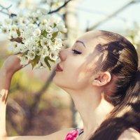 Аромат весны :: Елена Нор