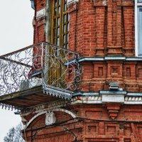 Балкон 18 века.... :: Стил Франс