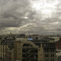Панорама Москвы :: Лидия Гордеева
