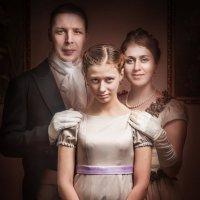Мистический семейный портрет :: Олег Дроздов