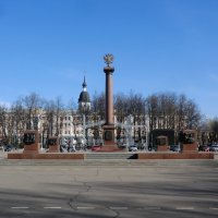 Великие Луки. Площадь Ленина... :: Владимир Павлов