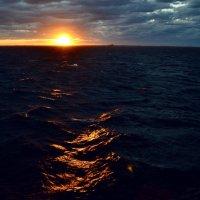 Море на закате :: Ольга