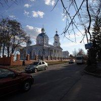 Церковь :: Вадим Лысенко