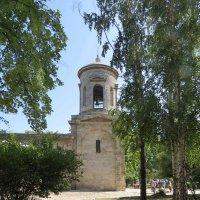 Колокольня церкви Иоанна Предтечи :: Вера Щукина