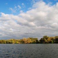 *река Сухая. :: Виктор ЖИГУЛИН.
