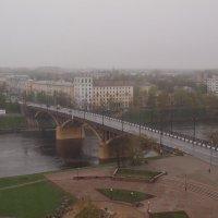 Туман над Витебском :: Михаил Юрьевич