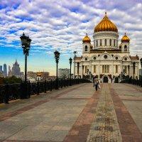 Храм Христа Спасителя. :: Валерий Гудков