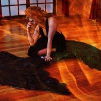 В пламени душевной муки :: Albina