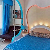 Интерьер спальной комнаты :: Валерий Дворников
