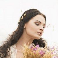 Невеста полей :: Екатерина Федотова