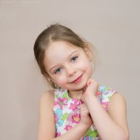 портрет девочки :: Ярослава Бакуняева