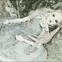 ghost :: Юлия Денискина