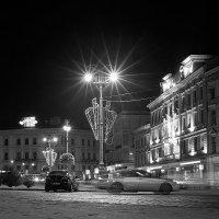 Львовская ночь. :: Андрий Майковский