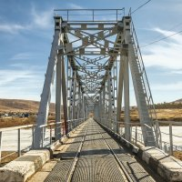 мост через р.Ингода :: Сергей Сол
