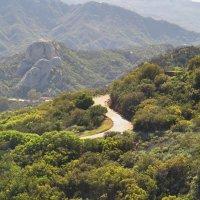 Калифорнийский пейзаж :: Николай Танаев
