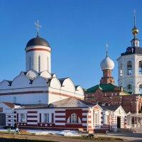 Николо-Пешношский монастырь. Вариант 2. :: Юрий Шувалов