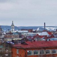 Что за город? :: Светлана Игнатьева
