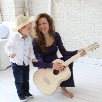 Сема с мамой :: Олеся Фокина