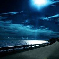Ночная дорога :: Александр Тарасенко