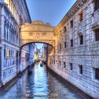Вечер в Венеции, Италия :: Николай Милоградский
