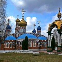 Свято-Воскресенский мужской монастырь :: Александр Алексеев