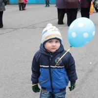 А, у меня - шарик :: Сергей Касимов