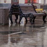 Дождь в центре Москвы :: Марина Грушина
