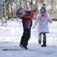 Зимний восторг :: Анна Смирнова