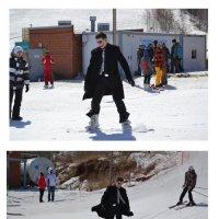 Зимний праздник. :: Валентина Налетова