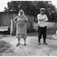 Деревенька :: Виктор Сухрников