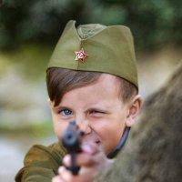 В войну играют настоящие мужчины :: Аминат Спасская