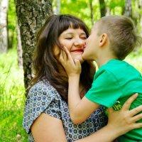 Мать и дитя :: Анжелика Ширяева