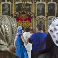крестины :: Ирина Сафонова