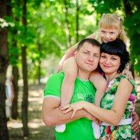 Семейные прогулки :: Кристина Беляева