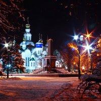 Свято-Никольский кафедральный собор в Армавире :: Алёна