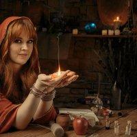 Магия огня :: Victor Brig