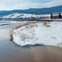 Река Тор :: Любовь Потеряхина