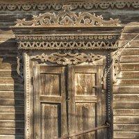 Старое окно :: Игорь Кузьмин