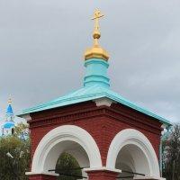 Часовня Иконы Божией Матери Всех Скорбящих Радость Валаамского монастыря :: Анатолий Шумилин