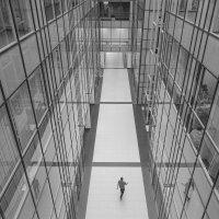Одиночество в зазеркалье :: Андрей Синявин