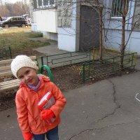 А вам соседки так улыбаются? :: Андрей Лукьянов
