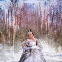 Холодная леди :: Анна Стар