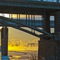 Взгляд из-под моста. :: cfysx